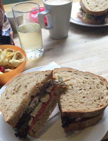 Best sandwich in Stroud