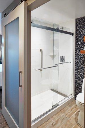 Marlborough, MA: Guest Bathroom Shower