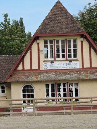 Centre Equestre du Touquet Paris Plage: Restauration du parc équestre