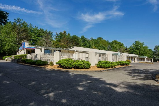 Motel 6 Wytheville: Exterior
