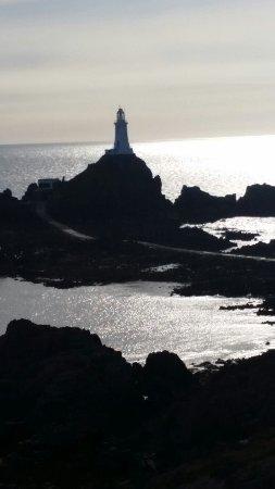 Corbiere Lighthouse (La Corbiere): A perfect evening