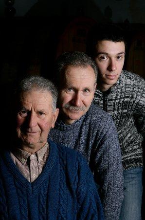 Montalcino, Itália: Famiglia Cencioni