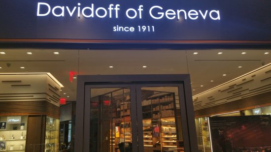 Davidoff of Geneva Downtown NY