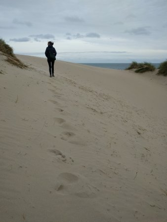Curracloe, Irlandia: by the dune