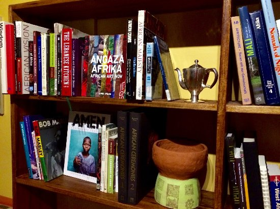 Greater Accra, Ghana: Our Library