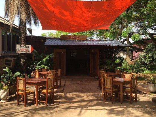 Greater Accra, Ghana: Our entrance