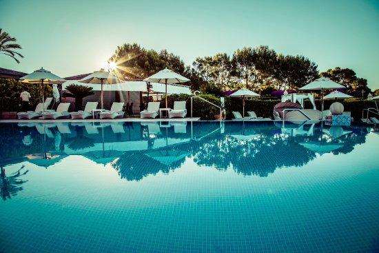 Costa d'en Blanes, Hiszpania: Outdoor Pool