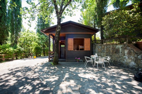 Camping Village Panoramico Fiesole: ESTERNO CHALET