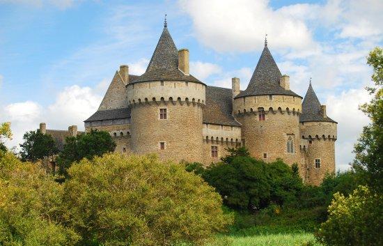 Sarzeau, France: Château de Suscinio à 4 km du camping