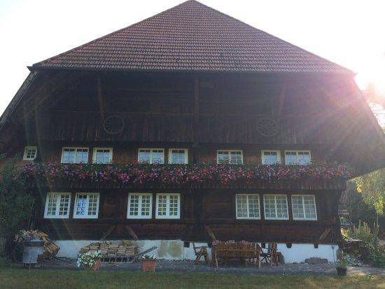 Gutach im Schwarzwald, Duitsland: La granja