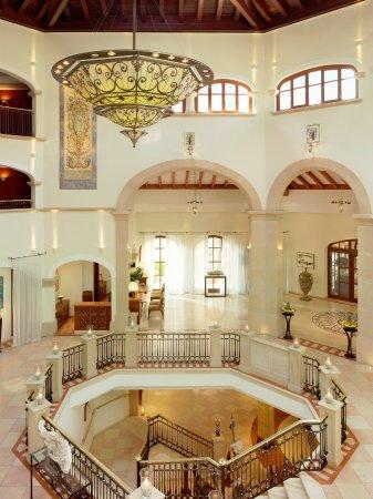 Costa d'en Blanes, Hiszpania: Lobby