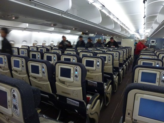 int rieur de l 39 a380 photo de air france monde tripadvisor