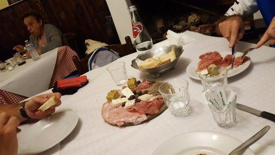 Cogoleto, İtalya: Tagliere