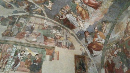 Paganica, Taliansko: Eremo della Madonna d'Appari