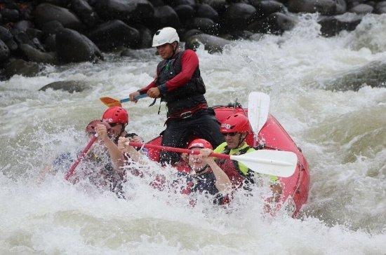 Desafio Adventure Company - Day Tours: Desafio White Water Rafting