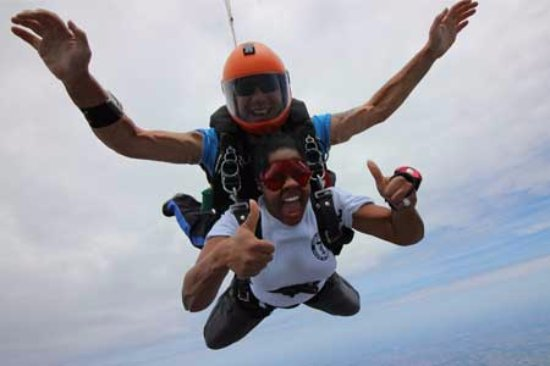 Coleman, Floryda: The tandem skydive is the ultimate introduction to the sport! Learn more at