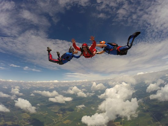 Coleman, Floryda: Learn to skydive!