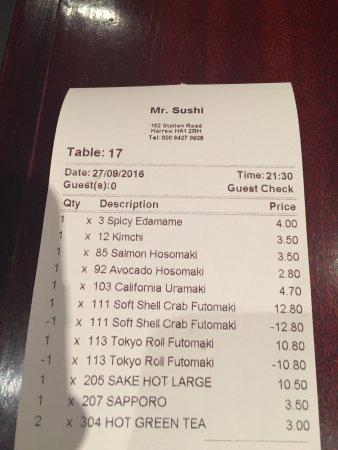 Japanese Restaurant Harrow