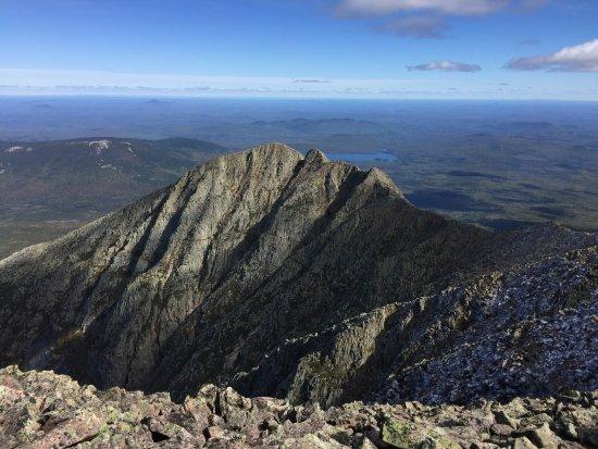 Millinocket, ME: Knife's Edge Trail