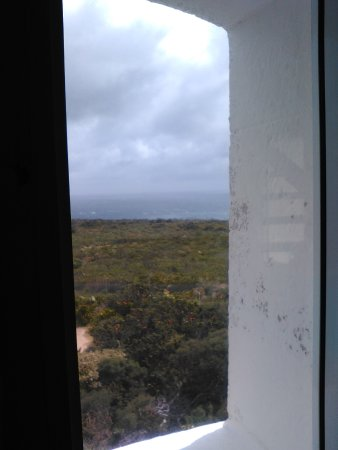 Dunsborough, Australie : View from the window inside