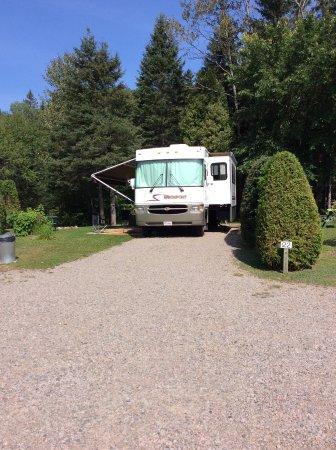 L'Anse-Saint-Jean, Canadá: Emplacement 3 services 30 ampères #22