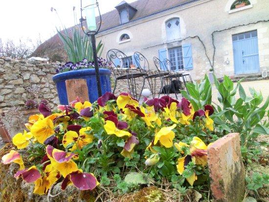 Charnizay, Francia: Le Moulin