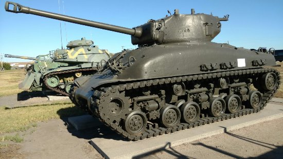 Heartland Museum of Military Vehicles