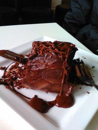 Yallingup, Australia: The Ghana Chocolate Cake