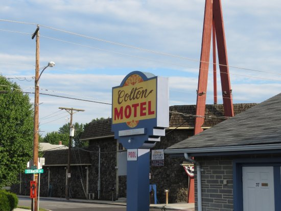 Colton Motel Photo