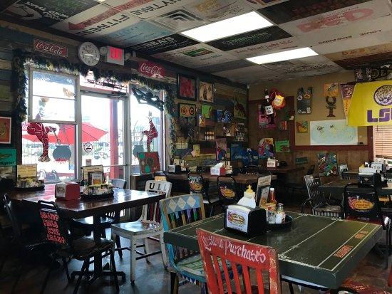 Crazy Bout Crawfish Cajun Cafe: photo2.jpg