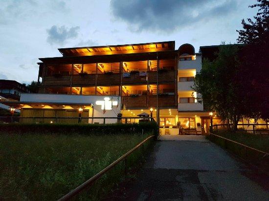 Castello-Molina di Fiemme, Italië: Hotel Olimpionico