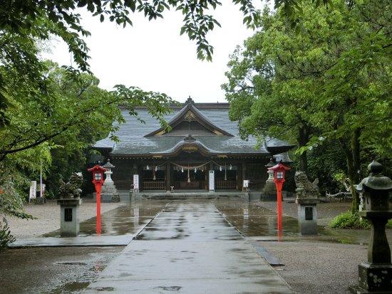 Hitotsuba Inari Shrine