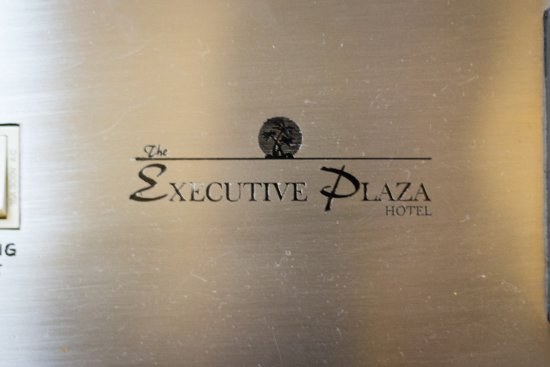 The Executive Plaza Hotel Manila: Hotel logo