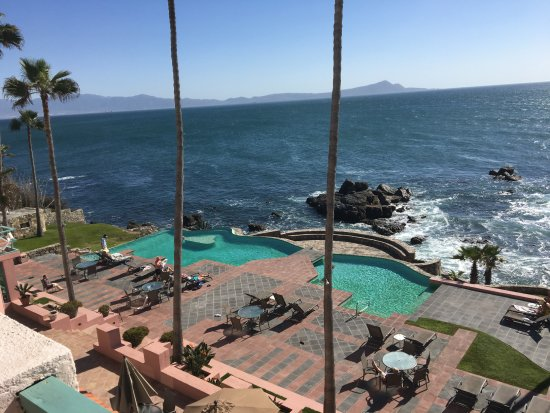 Las Rosas Hotel & Spa: The views are spectacular!