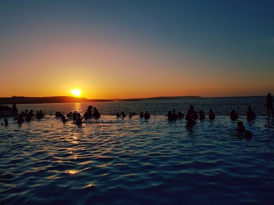 St. Paul's Bay, Μάλτα: Tramonto