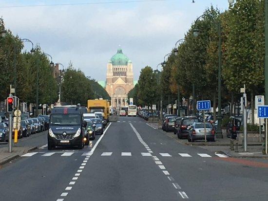 Koekelberg, Bélgica: Sagrado coração.