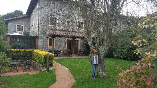 Hotel Rural Arredondo: 20160927_092523_large.jpg