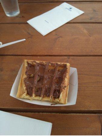 IBEROSTAR Club Cala Barca: Goffre del Food Truck