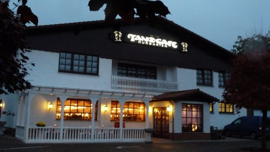 Bad Zwesten, Alemanha: Tanzcafe Kurgarten