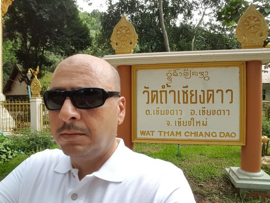 Chiang Dao, Thailand: the name of the temple cave