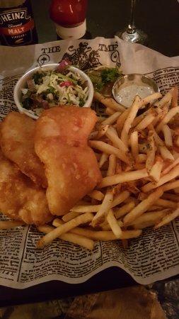 Marina del Rey, CA: Fish & Chips