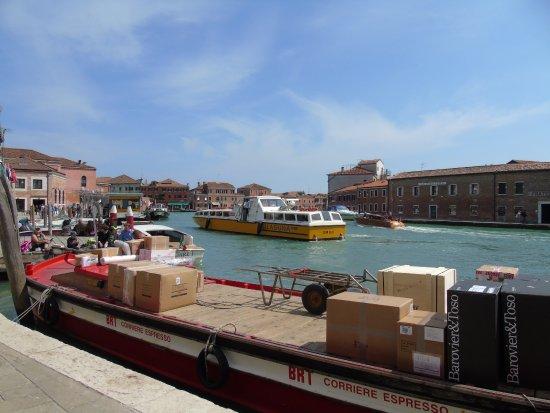 Lido di Venezia, Italia: murano
