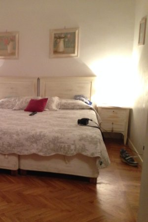 In Rome Bed & Breakfast: camera con letto ampio