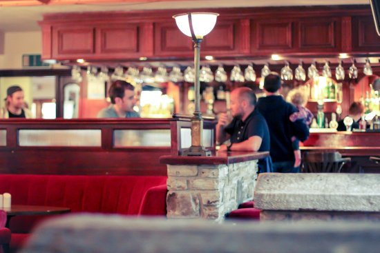 Данфанаги, Ирландия: The Bar