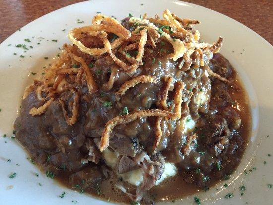 Marblehead, OH: Prime Beef Stack