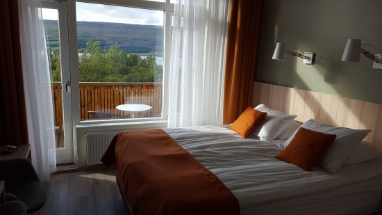 Hallormsstadur, Islandia: Our room
