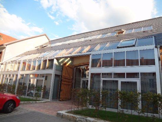 Kirchzarten, Jerman: Nouvelles chambres dans la grange (Scheune)