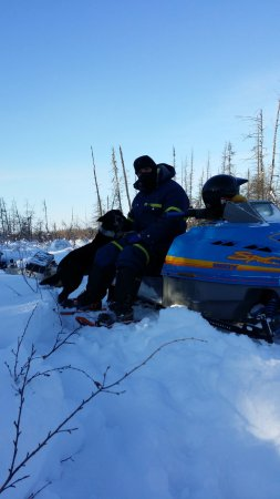 Hay River, Canada: Hunting