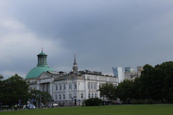 Warsaw Tourist Information Centre