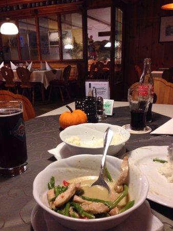"""Bad Birnbach, Alemania: Thai Gerichte sind der """"Burner"""""""